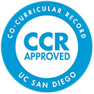 UC San Diego Co-Curicular Record - seal of approval