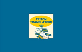 Triton Translators logo